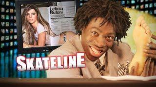 SKATELINE - Firecracker Darkslide!?! Leticia Bufoni, Biggest 50 Ever, Tyler Bledsoe Part and more