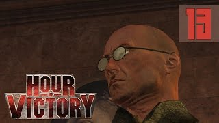 Hour of Victory - 4-1: Confrontation [Walkthrough PC]