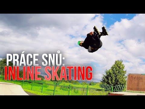 práce snů: Inline Skating ft. Jára Mrštný