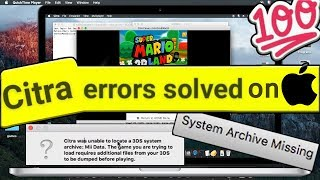 How To Fix System Archive, Shared Font, Region Manifest