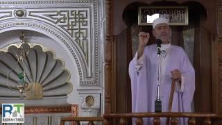 Algeria: Imam at Mosque gives sermon against Ahmadiyya Muslims