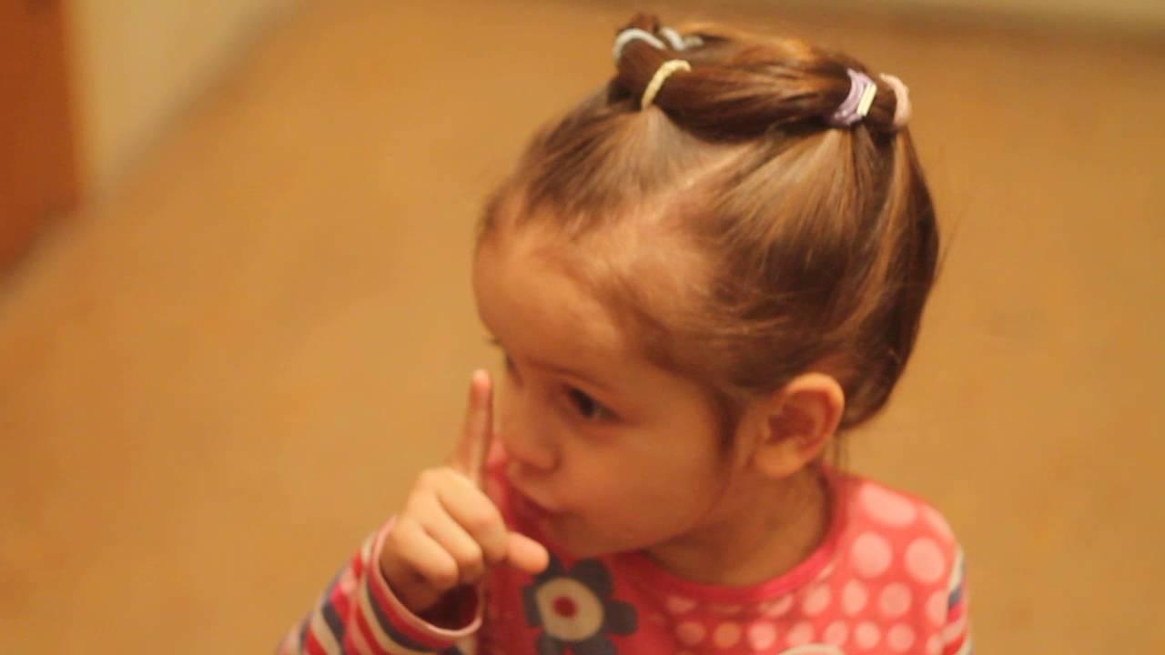 Прическа венок для девочки фото