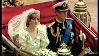 Royal Wedding  of Charles & Diana july 29 1981 p8