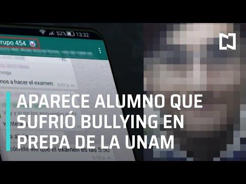Aparece Jorge Barrera Ríos, estudiante de la preparatoria 5 de la UNAM - En Punto