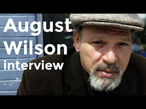 August Wilson interview (1996)