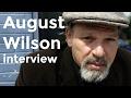 August Wilson interview (1996)