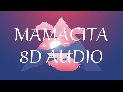 Black Eyed Peas, Ozuna, J. Rey Soul - MAMACITA (8D AUDIO) 360°