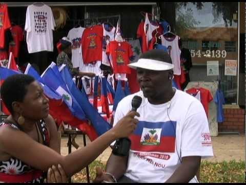 Haitian Flag Day 2010- Little Haiti, North Miami, Florida (Haitian Creole [Kreyol})