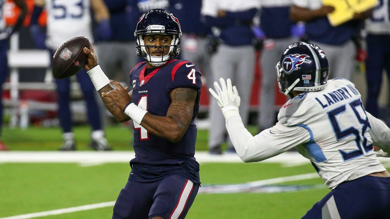 Andre Johnson Weighs In On Watson | SportsGrid