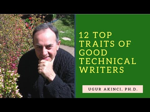12 Top Characteristics of a Good Technical Writer