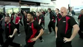 HAKA  -  New Zealand Army Band & Adest Musica - Luzern 2014