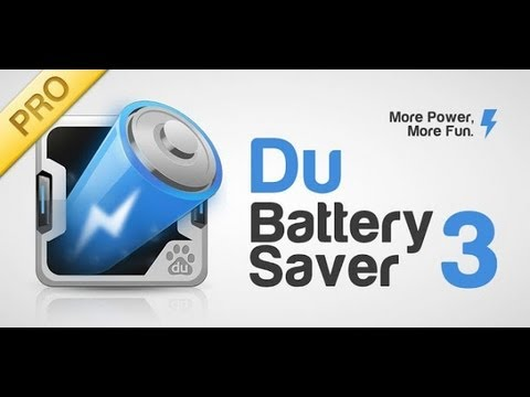 How to download Du Battery Saver Pro 3.0 Full version free Android