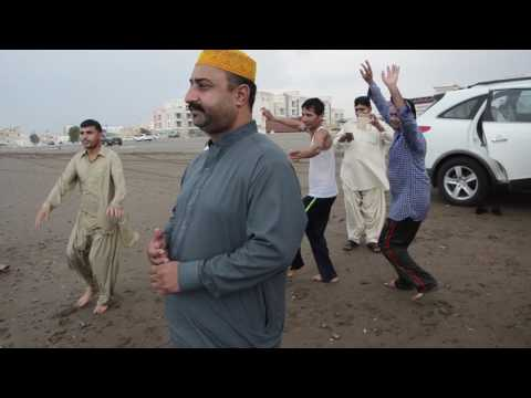 Sufi Anwar rahim faqeer A vist of muscat oman  part 2
