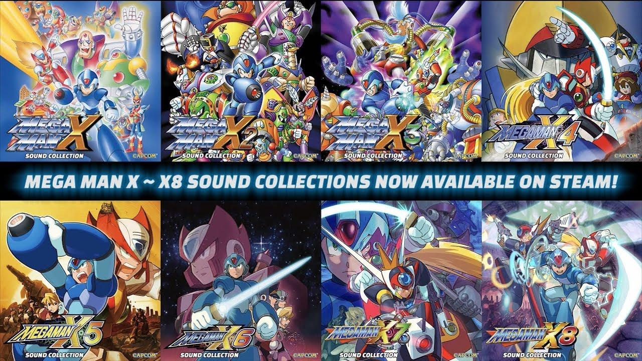 Nintendo download: mega man x legacy collection 1+2.