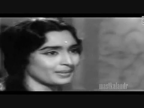 कई दिन से जी है बेकल..Dulhan Ek Raat Ki_Lata_R M Ali Khan_Madan Mohan..a tribute