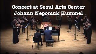 Johann Nepomuk HUMMEL Piano Concerto No.5 Op.113 A-Flat Major Pianist Jongdo An