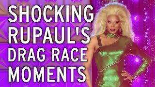 Top 10 Shocking RuPaul