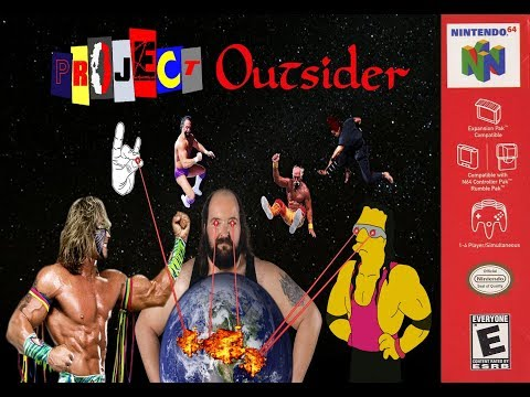 Project Outsider .95 (WWF No Mercy MOD) Roster Showcase!