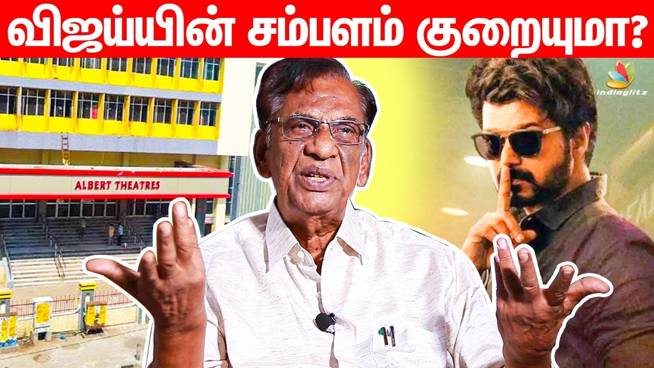சம்பளம் இல்லாம நடிப்பீங்களா? - Producer K Rajan Interview   Master, Vijay Ajith, Salary Deduction