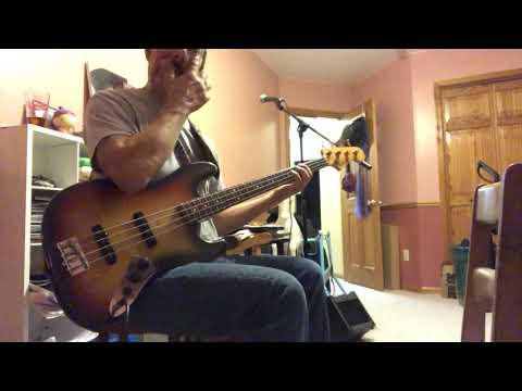 Tin Pan Alley bass cover