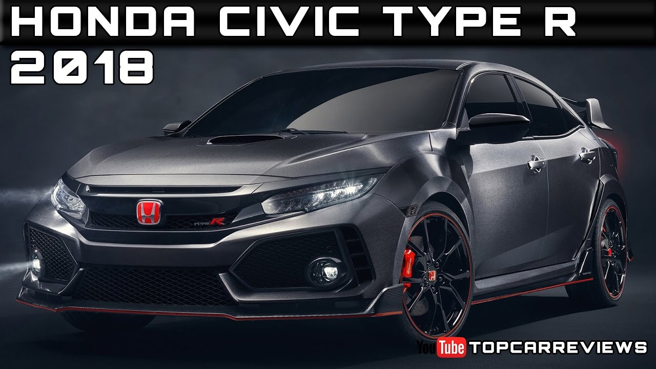 2018 honda civic type r review rendered price specs release date youtube. Black Bedroom Furniture Sets. Home Design Ideas
