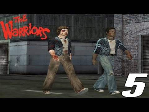 """""""The Warriors Game"""" PS4 Gameplay Walkthrough Ep. 5 - FLASHBACK #1: HOW CLEON & AJAX FORMED THE GANG"""