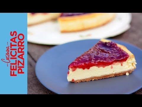Cheesecake Clásico (NY Cheesecake) | Felicitas Pizarro