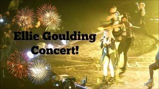 Ellie Goulding Concert!
