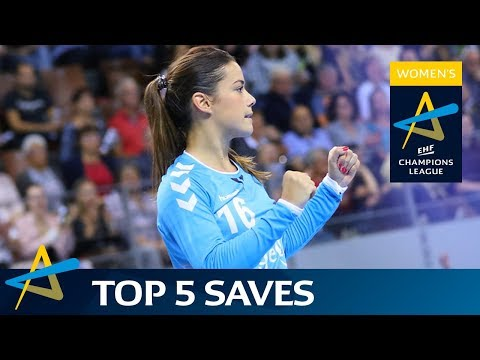 Top 5 Saves | Round 2 | Women's EHF Champions League 2017/18