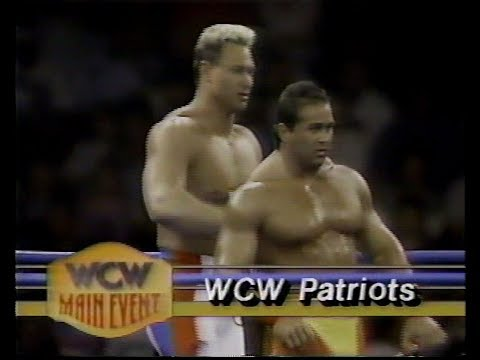 WCW Patriots vs. Greg Valentine & Terry Taylor [1992-04-05]