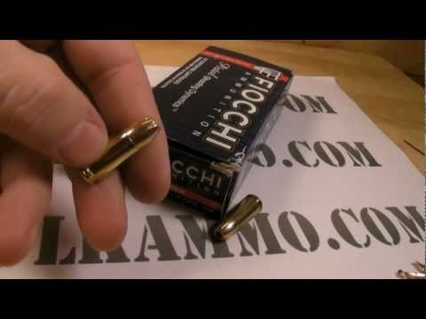9mm Luger - Fiocchi Shooting Dynamics - 115 Gr. JHP Ammo Test