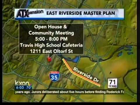 East Riverside Master Plan