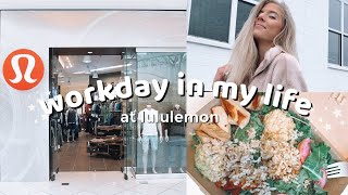 VLOG: Work Day In My Life!