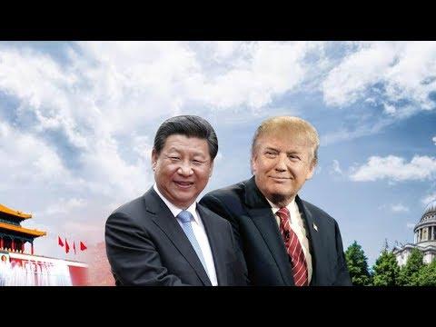 Trump's visit to China