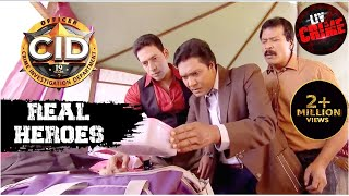 Will Abhijeet Be Able To Diffuse The Bomb? | C.I.D | सीआईडी | Real Heroes