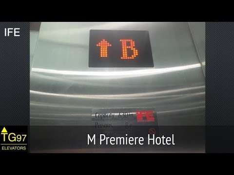 IFE Lift - M Premiere Hotel, Bandung