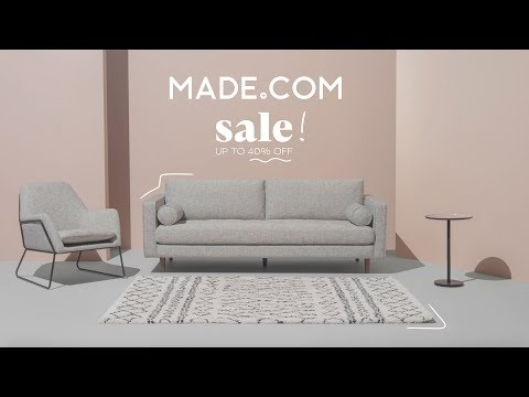 MADE.COM Sale TV Advert