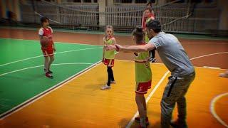 Первенство Кировской области среди девочек до 13 лет | Спорт | Баскетбол