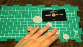 Hobby Stuff: Secret Weapons Hollow Blank Bases