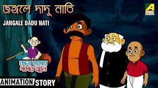 Kana Mamar Gapper Jhuli | Jangale Dadunati | Bangla Cartoon Video
