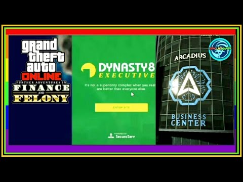 GTA 5 How TO Buy an Executive CEO Apartment/HEADQUARTERS + Headquarters Cost/Prices & WARNING!