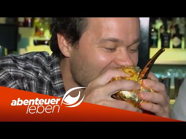 100€ pro Bissen - Der teuerste Burger der Welt | Abenteuer Leben | Kabel Eins