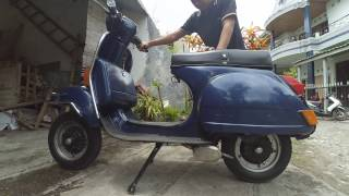 Download Lagu Test knalpot DRC chrome Vespa PX150 mp3