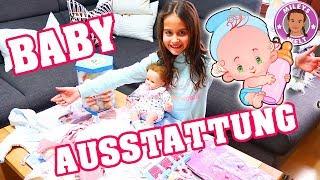 BABY ERSTAUSSTATTUNG Neugeborenes - Reborn Baby - Mileys Welt