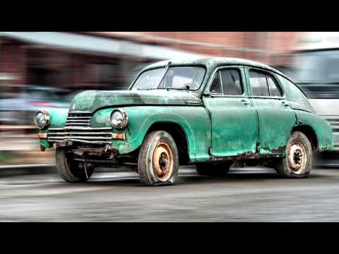Старые автомобили запретят. Новая инициатива Государственной Думы