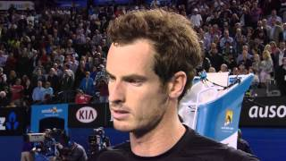 Match point: Murray v Berdych (SF)
