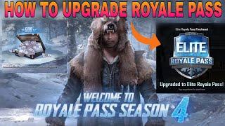 Pubg Mobile Royale Pass Season 4 Unboxing ! How to Buy Season 4 Pubg Mobile