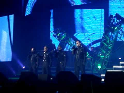 Westlife - Hit You With The Real Thing Live at Liverpool Summer Pops 29th June 2008