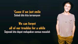 Johnny Stimson - Smile | LIRIK TERJEMAHAN INDONESIA