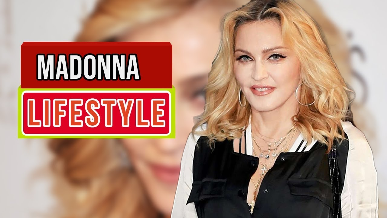 Pop Legend Madonna - Biography, Age, Net worth & More | CB ...